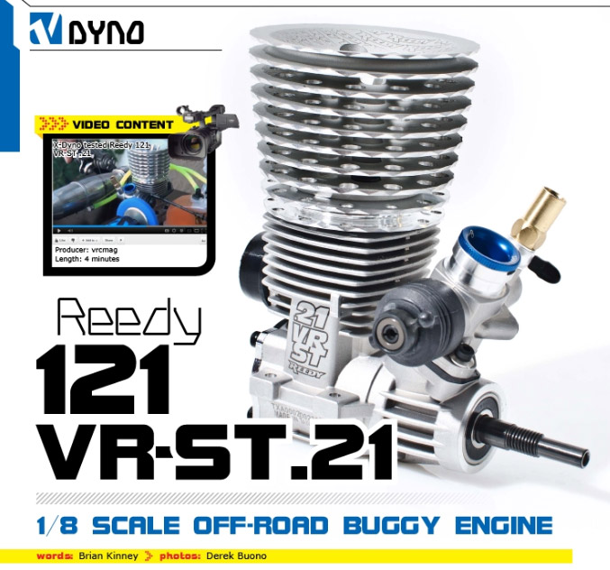 Dyno tested reedy 121 vr st free article velocity rc for Rc electric motor dyno